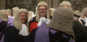 Краткая история британского суда